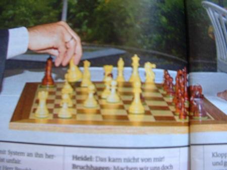 wie gewinnt man beim schach
